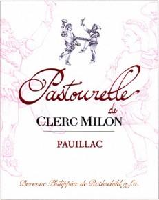 Pastourelle de Clerc Milon