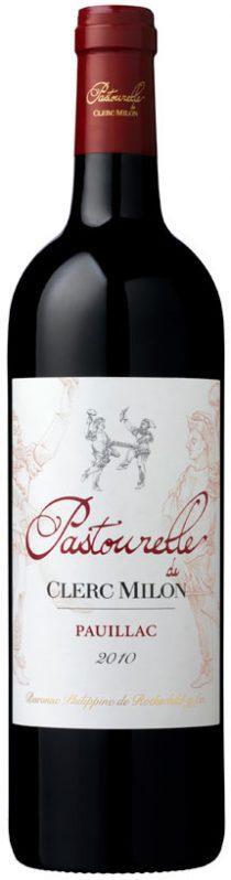 Pastourelle de Clerc Milon 2010