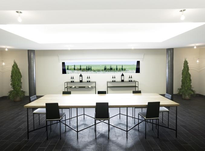 <p>米隆修士堡品酒室</p>